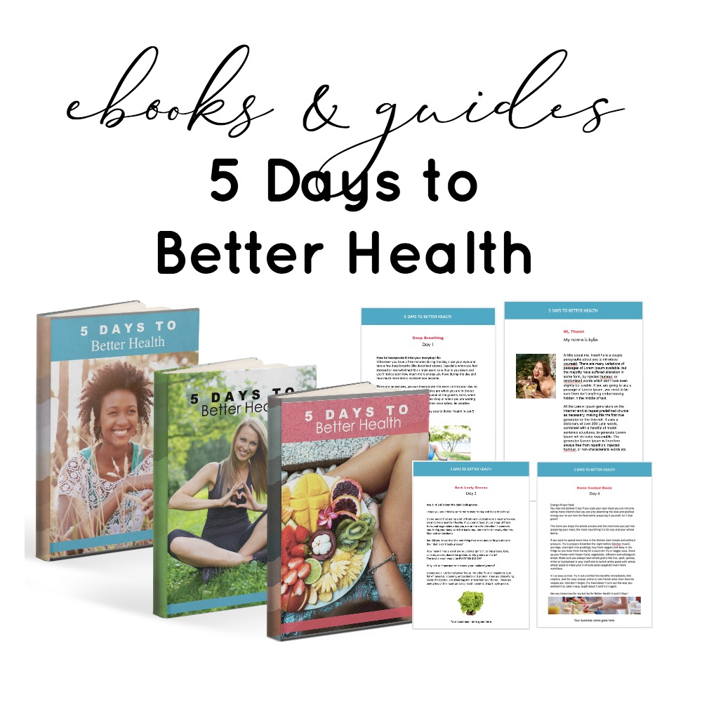 better health book