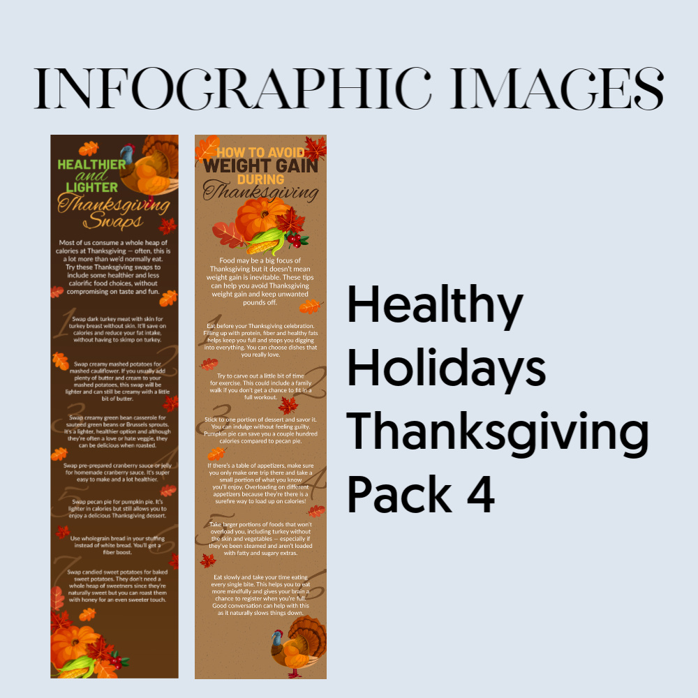 Infographic - Thanksgiving