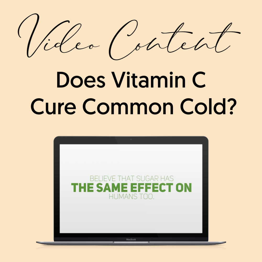 vitamin C cold
