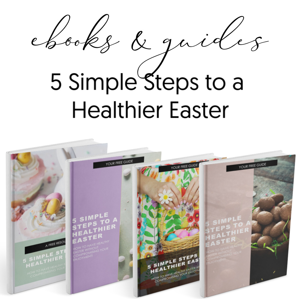 Healthier easter ebook