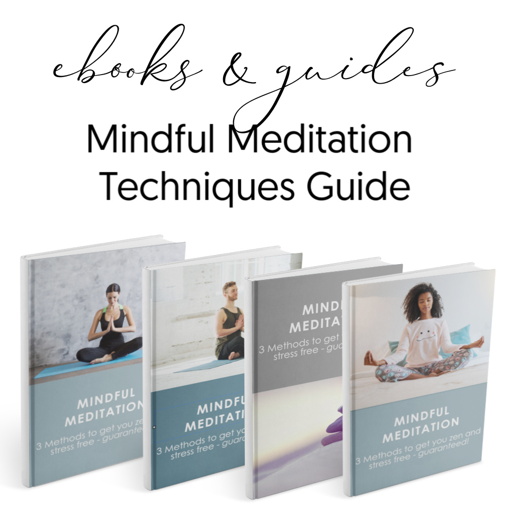 Mindful Meditation Techniques Ebook