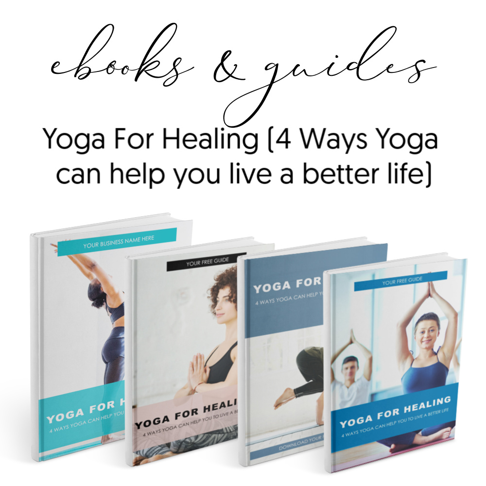Ebooks Yoga For Healing Done For You Ebook