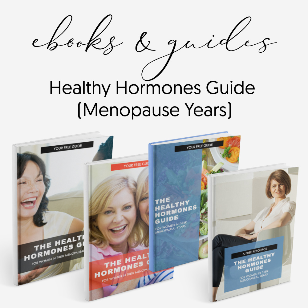 Done for you healthy hormones menopause guide content club for coaches